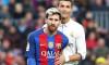 CR7, Messi'ye 139 milyon kişi fark attı