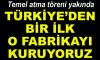 Türkiye'nin ilk çip fabrikası kuruluyor