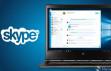 Skype uygulaması güncellendi