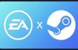 EA ile Steam Anlaştı: EA Oyunları Artık Steam'de Yayınlanacak