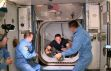 SpaceX'in insanlı uzay aracı yolculuğunu tamamladı