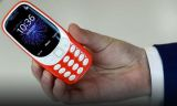 Yeni Nokia 3310'a en sert dayanıklılık testi!