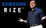 Samsung 'Rize' için patent başvurusu yaptı