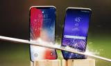 Galaxy S9+ mı iPhone X mu! Hangisi daha sağlam
