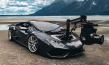 Dünyanın en hızlı kamera aracı The Huracam