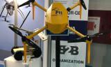 Drone ile ilk kargo taşımacılığı Bostancı'dan Adalar'a