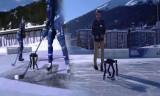 Bilim insanlarından robotik buz hokeyi