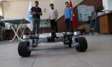 Mars Rover'dan esinlenip Türk Rover'ı yaptılar