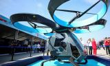 Milli uçan araba 'Cezeri' görücüye çıktı