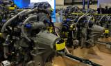 Türkiye'nin ilk yerli motoru teslim edildi