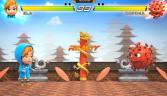 Kovid-19 önlemlerini çocuklara anlatmak için 'dövüş oyunu' animasyonu