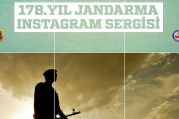 Jandarmadan 'Instagram sergisi'