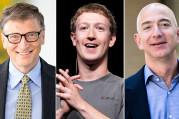 Jeff Bezos dünyanın en zengin insanı oldu