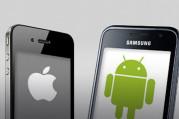 iOS rekabette öne geçti