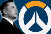 Elon Musk Overwatch oyuncusu çıktı!