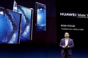Huawei yeni katlanabilir akıllı telefonu Mate x'i tanıttı