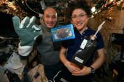 Uzayda pişirilen ilk kurabiye kayıtlara geçti
