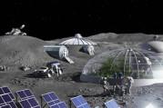 Ay tozundan oksijen üreten bir santral geliştiriliyor