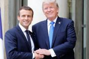 Trump ve Macron internet devlerine vergide anlaşma için ilk adımı attı