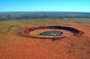 2,2 milyar yıllık krater Avustralya'da keşfedildi
