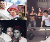 Kraliçe Elizabeth'in kucağından Kardashian'ın banyosuna!