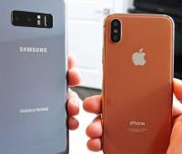 iPhone X ve Galaxy Note 8'in öne çıkan artı ve eksileri