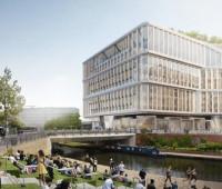 Google'ın 1 milyar poundluk yeni ofisi