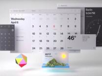 İşte Windows 10'un yeni tasarımı!