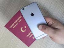 Yurt dışından telefon getirenlere önemli uyarı!
