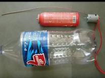 Pet şişe öyle bir şeye dönüştü ki...