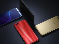 Huawei, iPhone X ile yarışıyor
