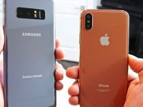 iPhone X ve Galaxy Note 8'in öne çıkan artı ve eksileri