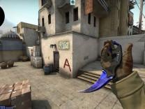 CS GO'da kullanılan bıçakların gerçeği internetten kapış kapış satılıyor..
