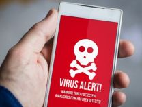 O virüsler telefonunuzla birlikte gelmiş
