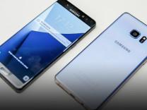 Galaxy Note 8'den ilk görüntü sızdı