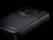 GoPro'dan 360 derece kayıt yapabilen kamera 'Fusion'