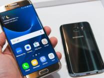 Samsung Galaxy S8'de güvenlik kilidi aşıldı