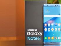 Galaxy Note 8'in video görüntüsü sızdırıldı
