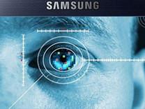 Galaxy S8'in Iris tarayıcısı hacklendi!