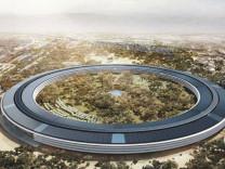 Apple'ın yeni 5 milyar dolarlık Uzay Gemisi