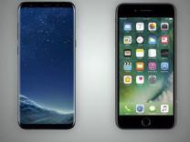 iPhone 7, Galaxy S8 kadar iyi değil
