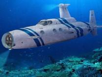 Dünyanın ilk en üst seviye lüks denizaltısı