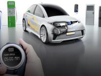 Elektrikli araçlarda şarj kolaylığı