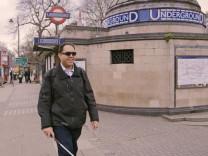 Görme engellilerine yardımcı uygulama