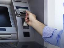 ATM'lerdeki inanılmaz hata