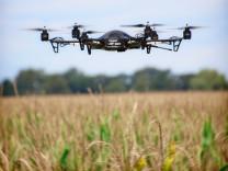 Drone'lar görünmez duvara çarpacak!