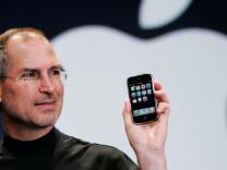 iPhone'un evrimi