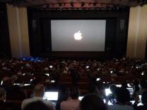 İşte merakla beklenen iPhone 8!