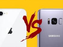 iPhone 8 Plus mı yoksa Galaxy S8 Plus mı?