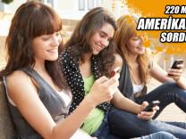 iPhone ve Androidciler için dev araştırma